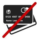 Kártyás fizetés szüneteltetése