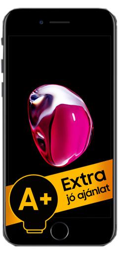Apple iPhone 7 32GB (Fekete) 2GB RAM - 1 év gyártói jótállás - A+ ajánlat